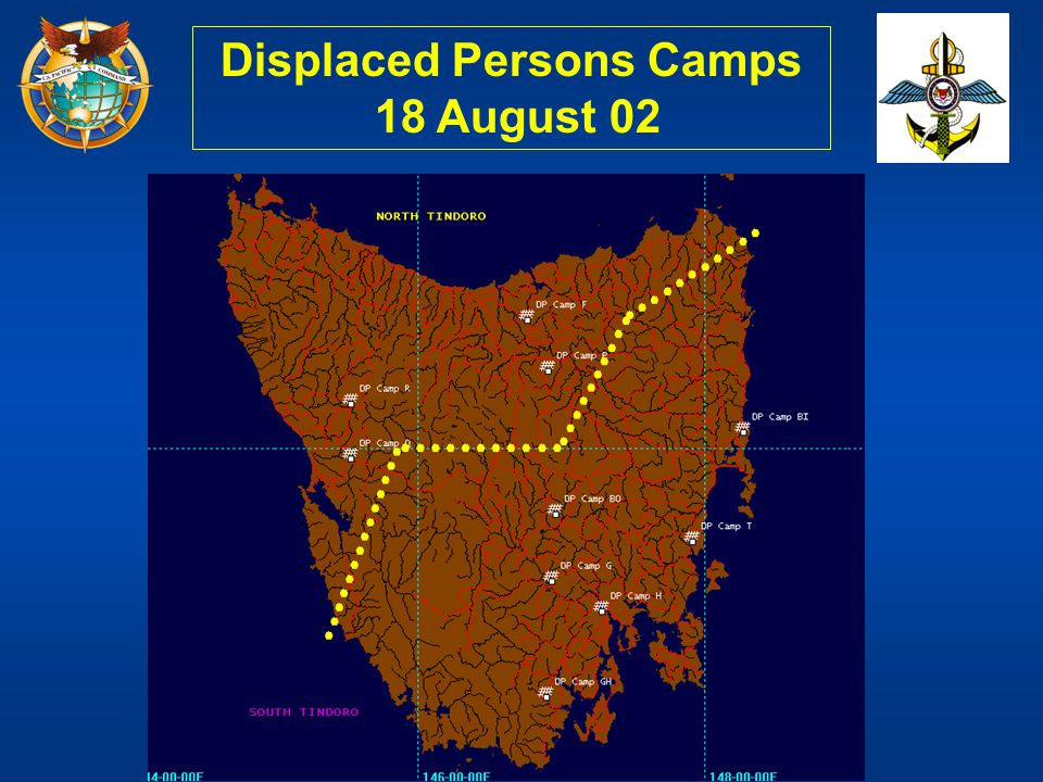 Displaced Persons Camps