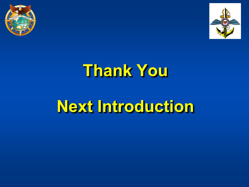 Thank You Next Introduction