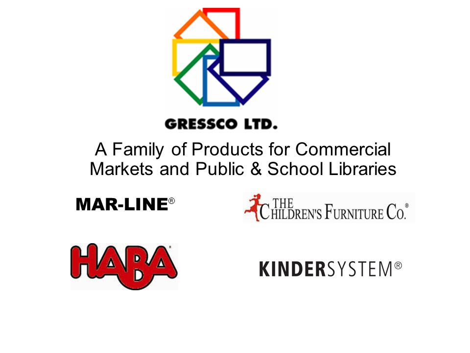 A Family of Products for Commercial Markets and Public & School Libraries