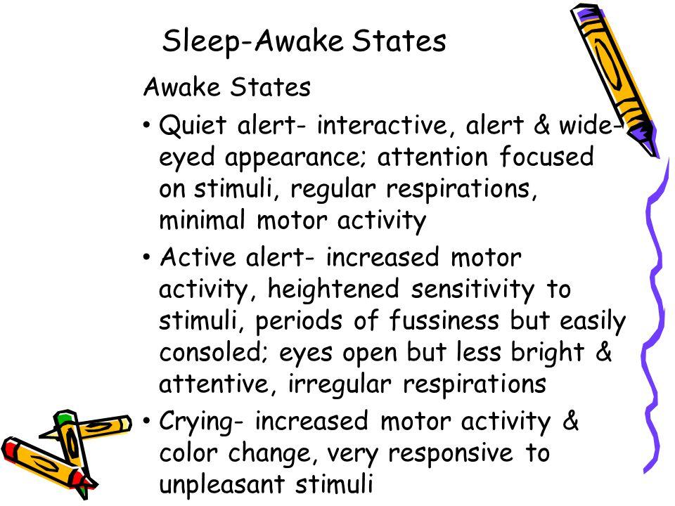 Sleep-Awake States Awake States