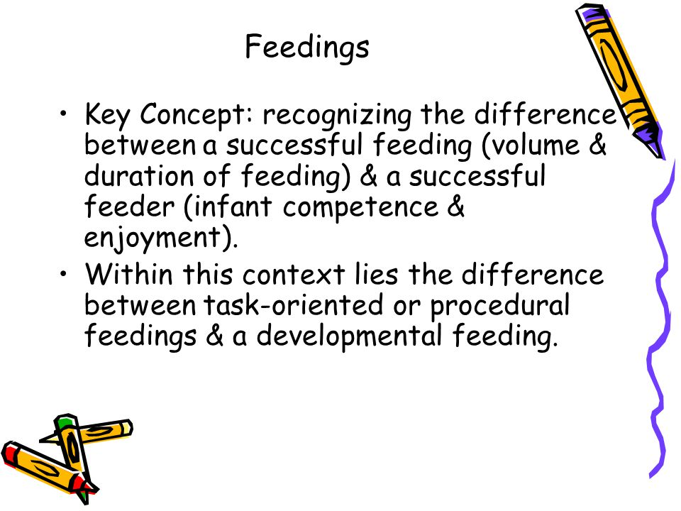 Feedings