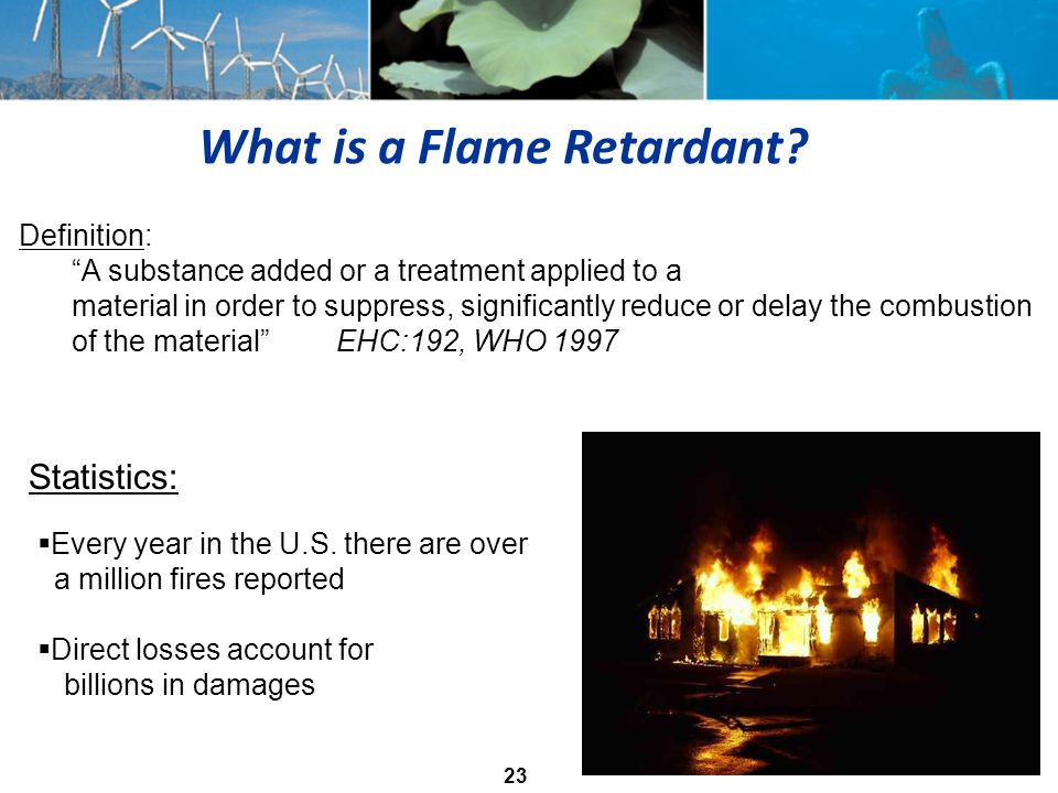 What is a Flame Retardant