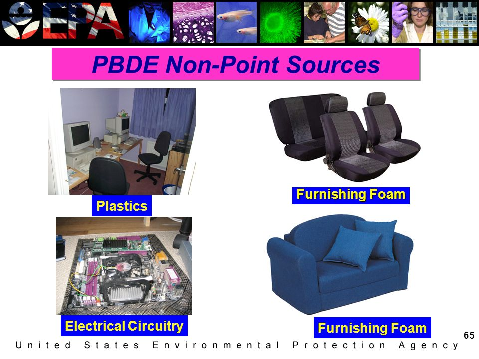 PBDE Non-Point Sources