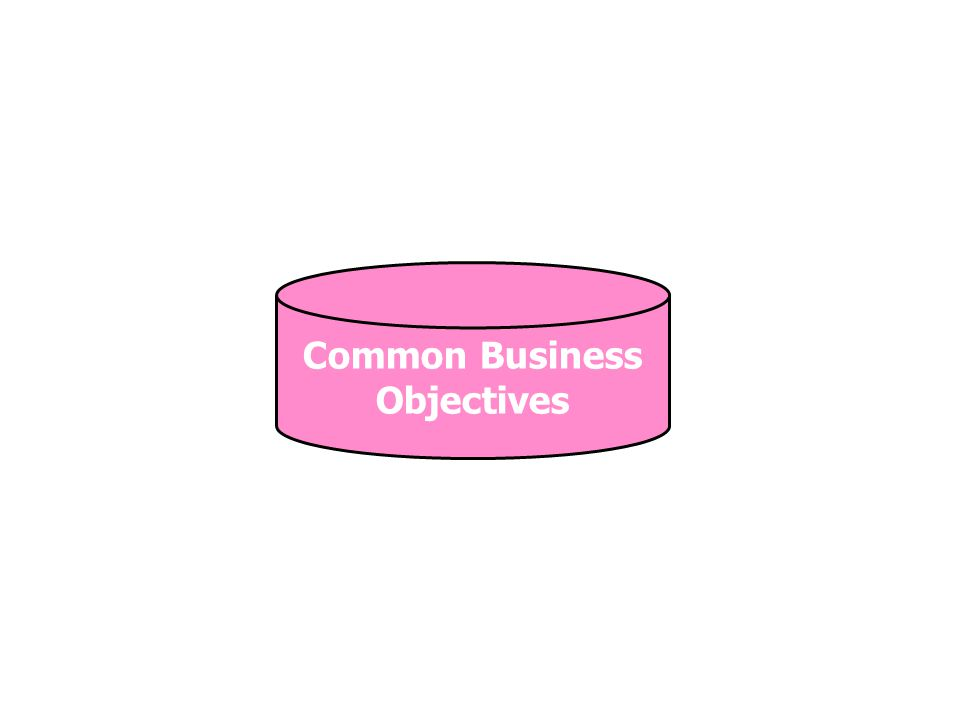 Common Business Objectives
