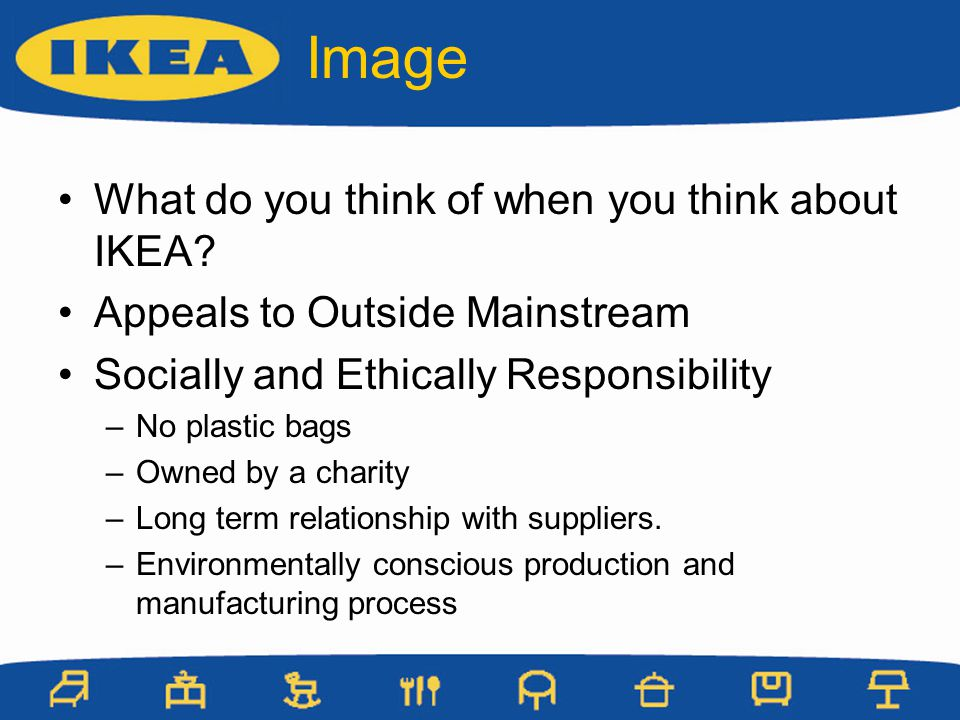 Image What do you think of when you think about IKEA