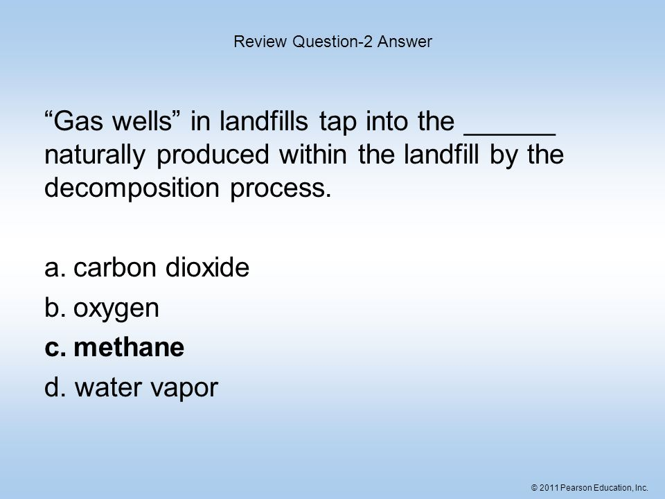 Review Question-2 Answer