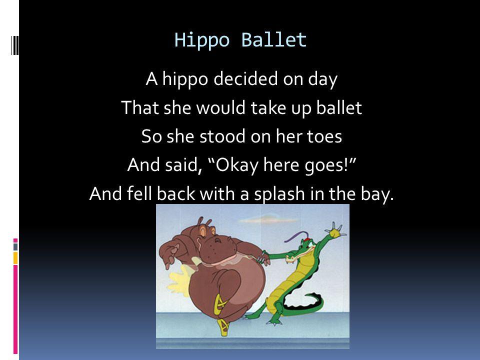Hippo Ballet