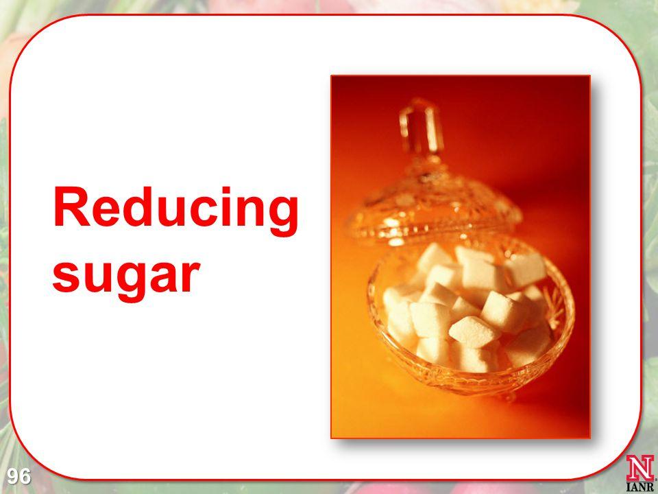 Reducing sugar