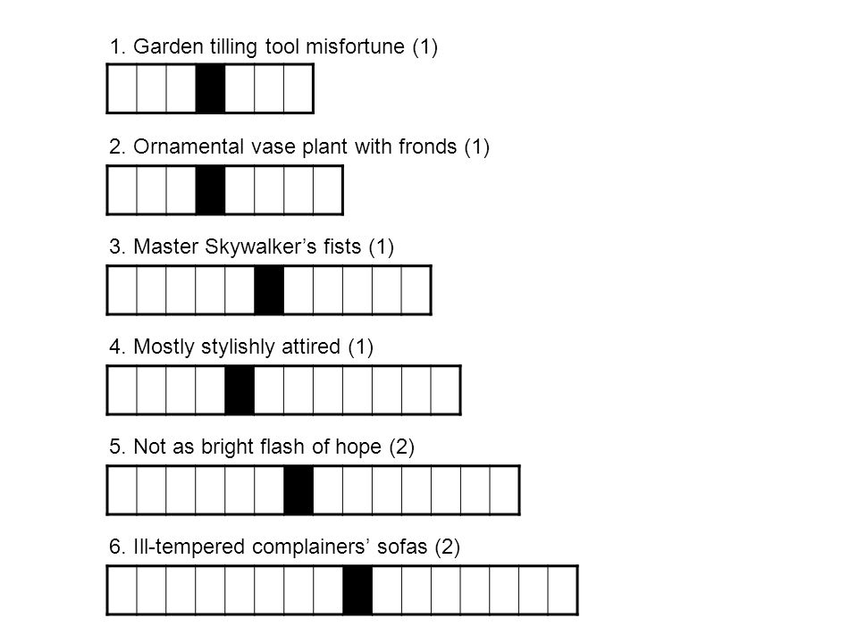 1. Garden tilling tool misfortune (1)