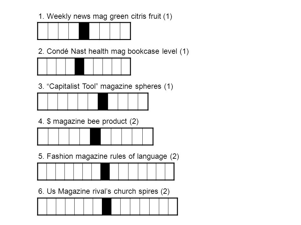 1. Weekly news mag green citris fruit (1)