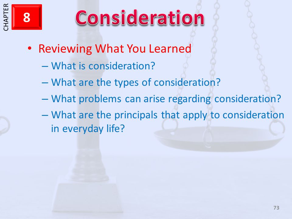 Reviewing What You Learned