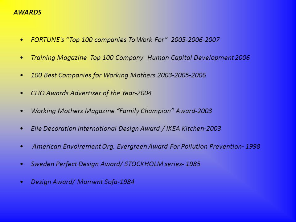 FORTUNE s Top 100 companies To Work For 2005-2006-2007