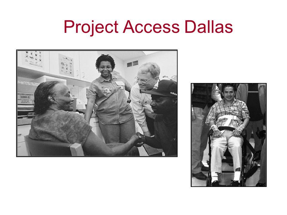 Project Access Dallas