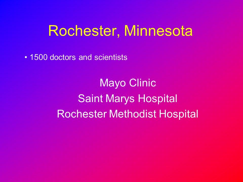 Rochester Methodist Hospital