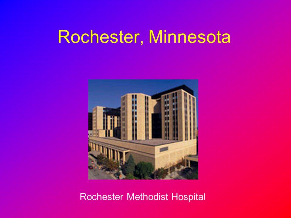 Rochester, Minnesota Rochester Methodist Hospital