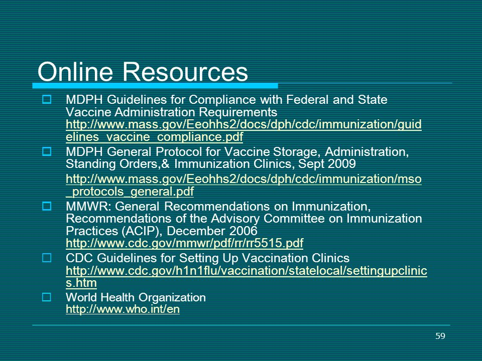 4/1/2017 Online Resources.