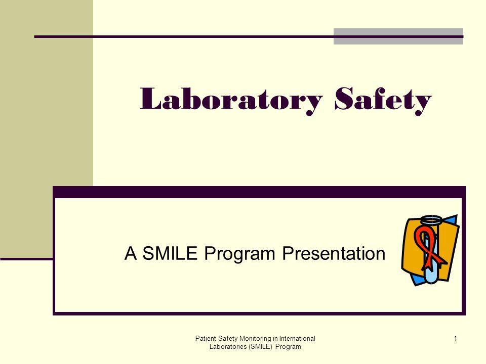 A SMILE Program Presentation