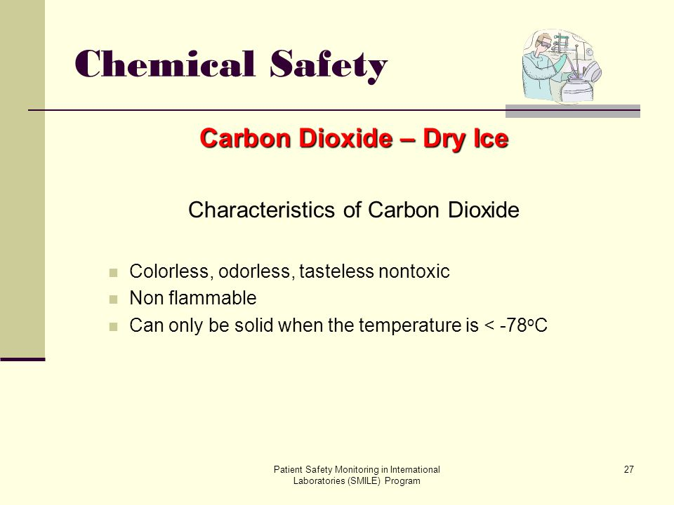 Carbon Dioxide – Dry Ice