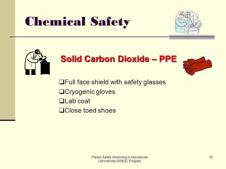 Solid Carbon Dioxide – PPE