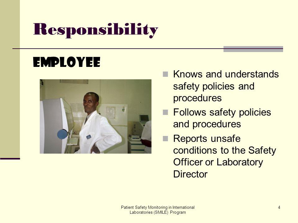 Responsibility Employee