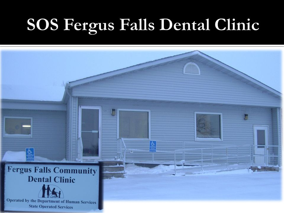 SOS Fergus Falls Dental Clinic