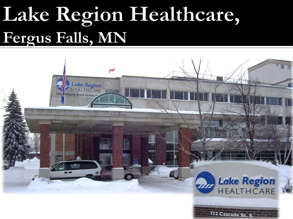 Lake Region Healthcare, Fergus Falls, MN