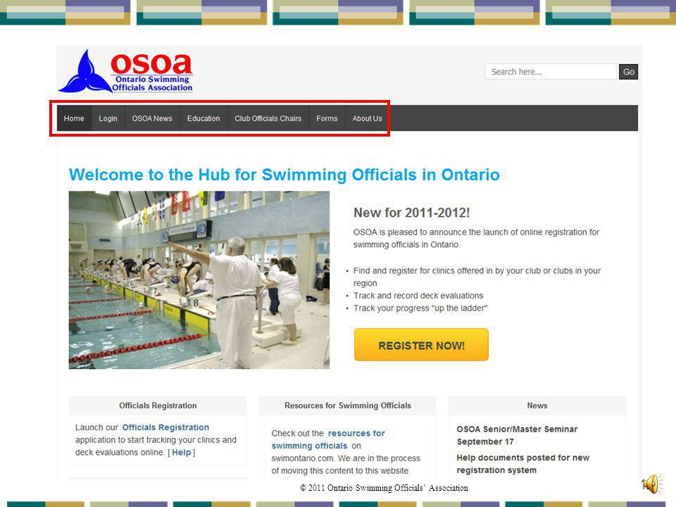 To access the site you type into your URRL: www.osoa.ca