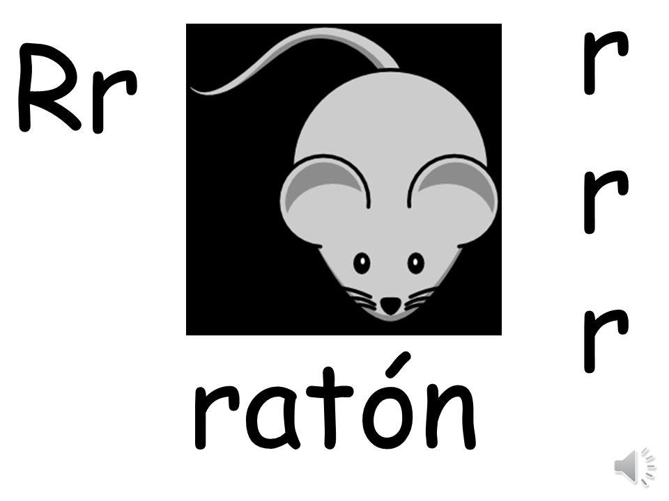 r Rr ratón