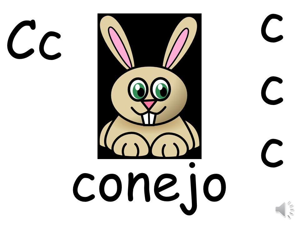c Cc conejo