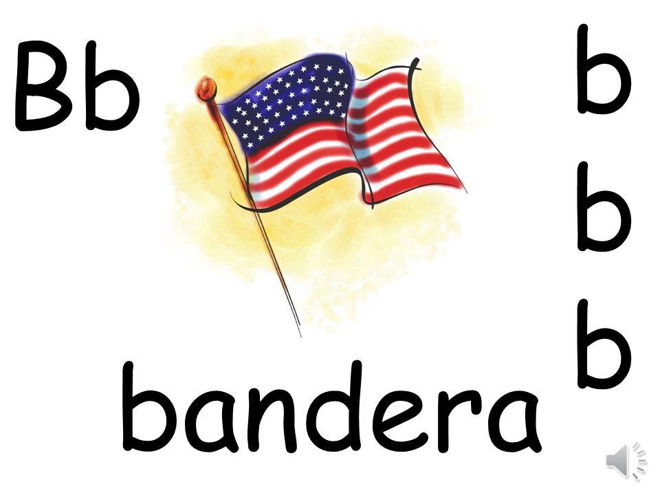 b Bb bandera
