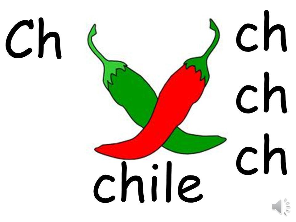 ch Ch chile