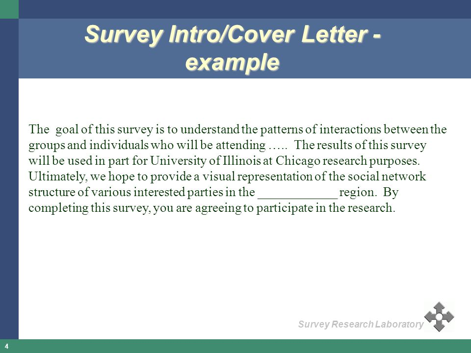 survey cover letter samples with sample cover survey introcover letter