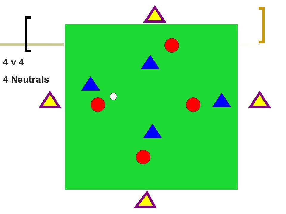 4 v 4 4 Neutrals