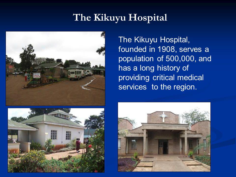 The Kikuyu Hospital