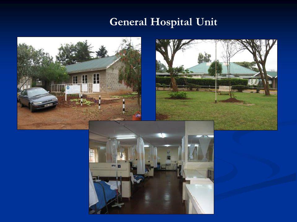 General Hospital Unit