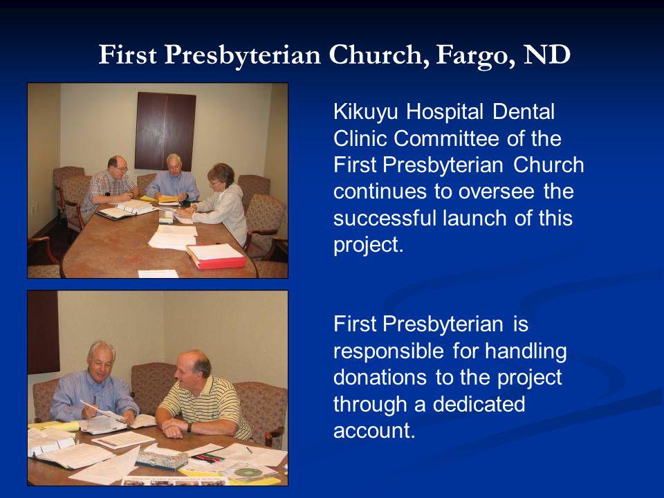 First Presbyterian Church, Fargo, ND
