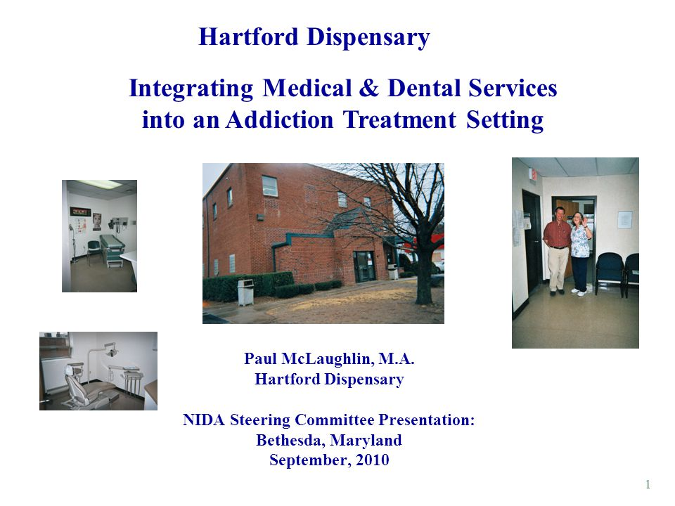 Integrating Medical & Dental Services