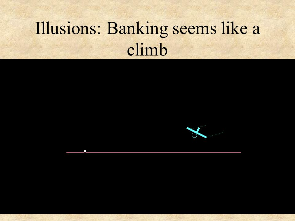 Illusions: Banking seems like a climb
