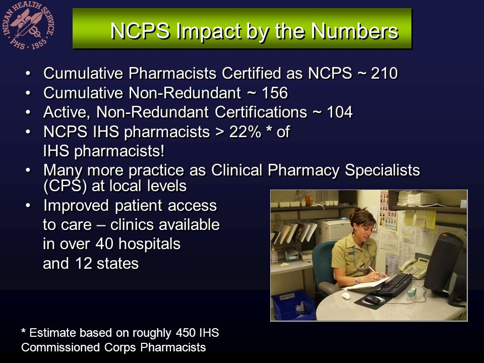 NCPS Impact by the Numbers