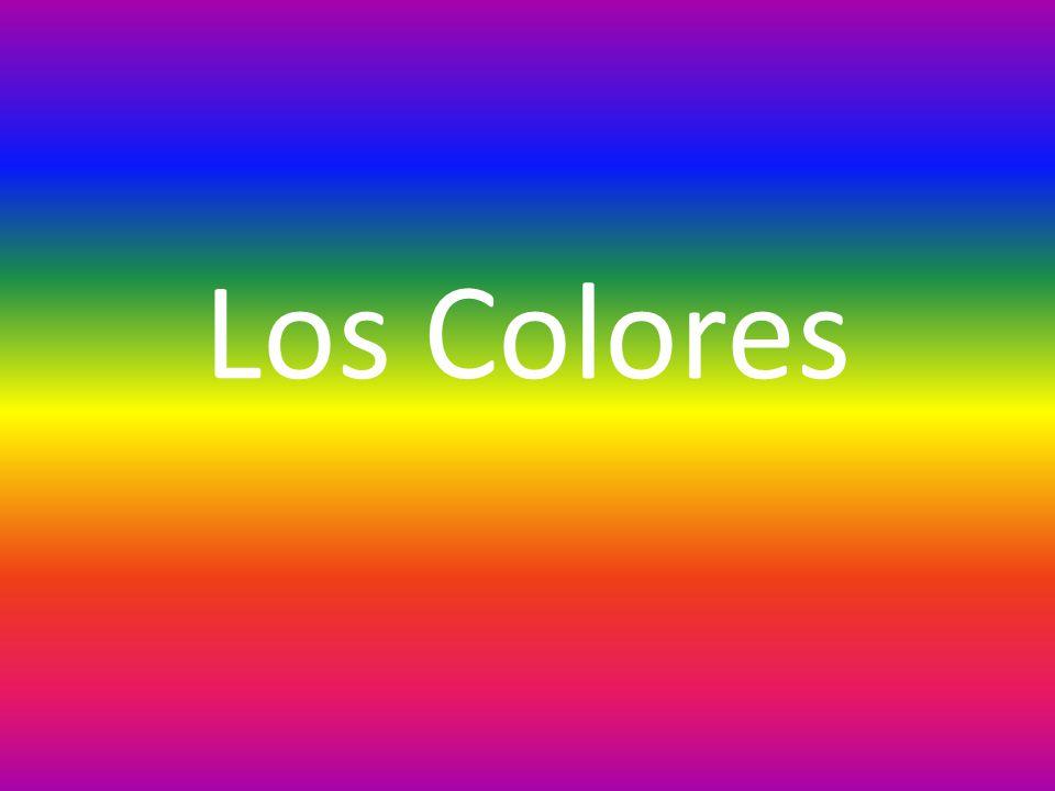 Los Colores
