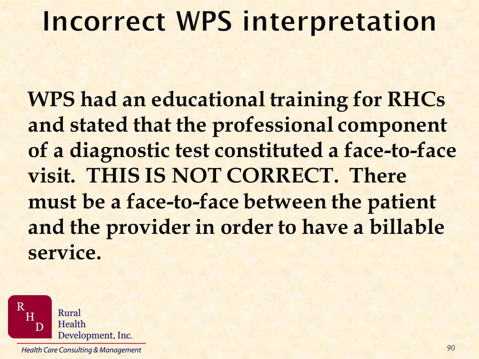 Incorrect WPS interpretation