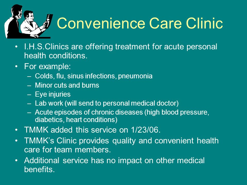 Convenience Care Clinic