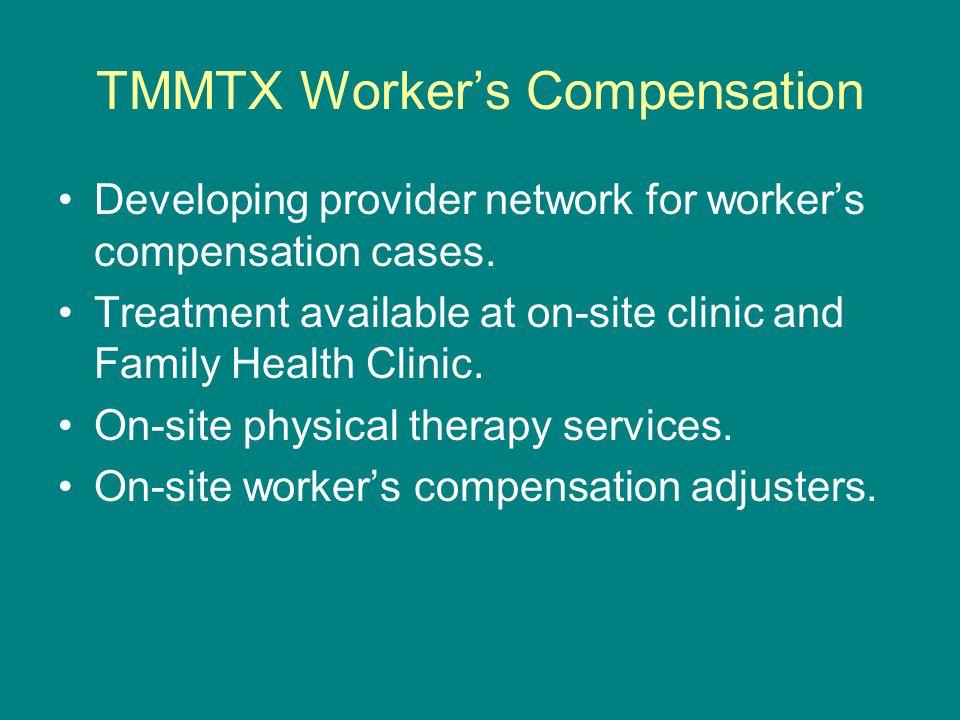 TMMTX Worker's Compensation