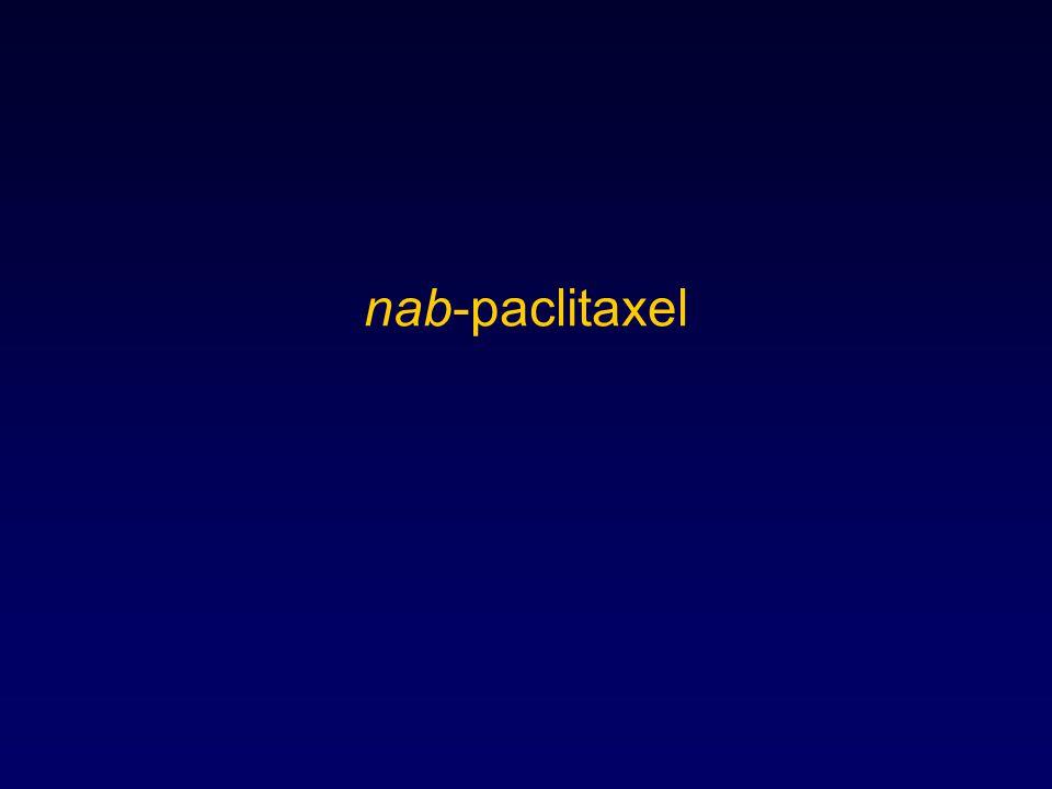 nab-paclitaxel