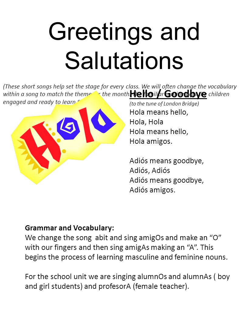 Greetings and salutations ppt video online download greetings and salutations m4hsunfo