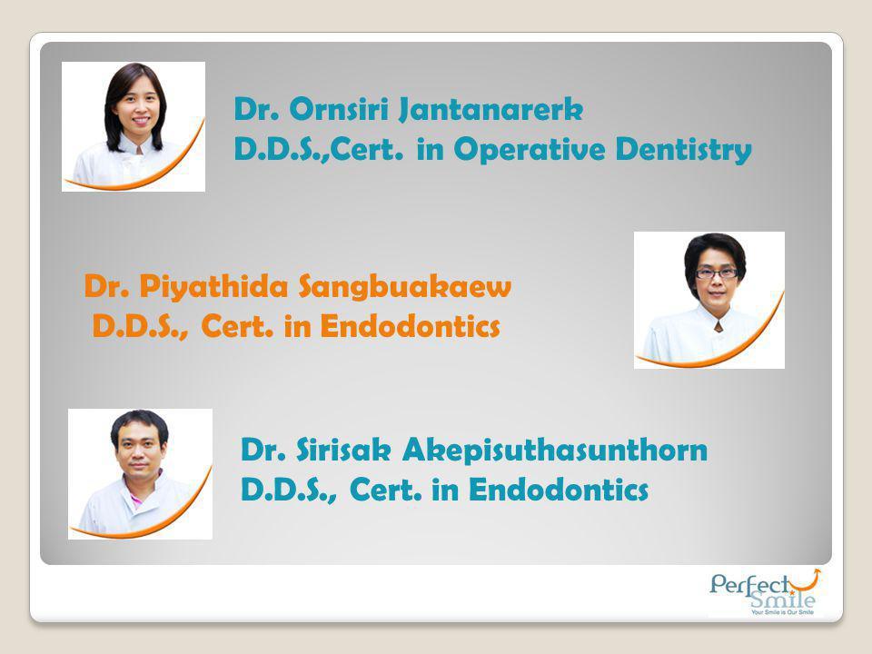 Dr. Ornsiri Jantanarerk