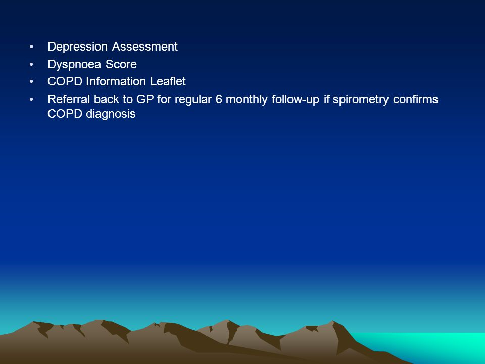 Depression Assessment