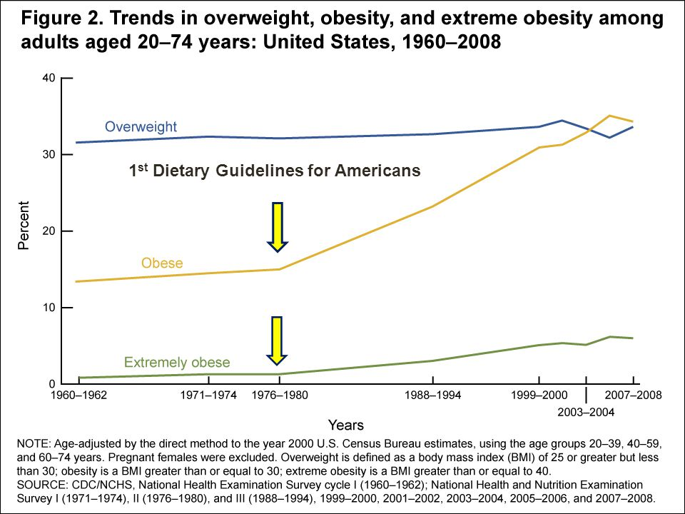 1st Dietary Guidelines for Americans