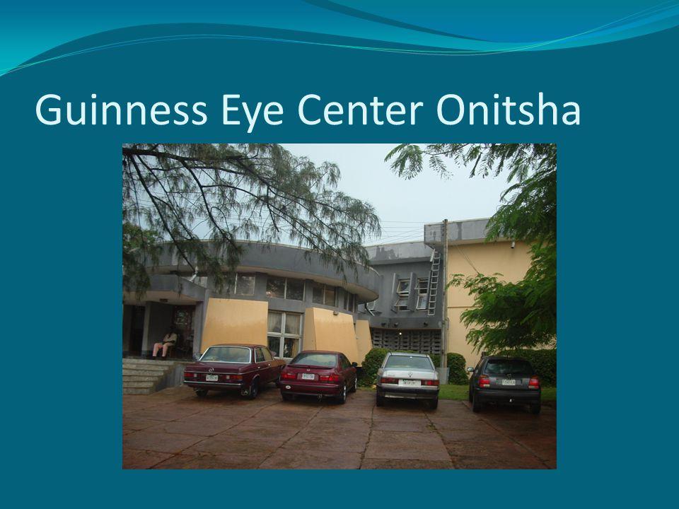 Guinness Eye Center Onitsha