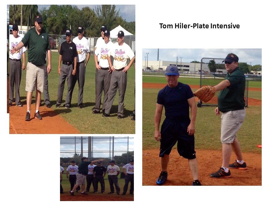 Tom Hiler-Plate Intensive